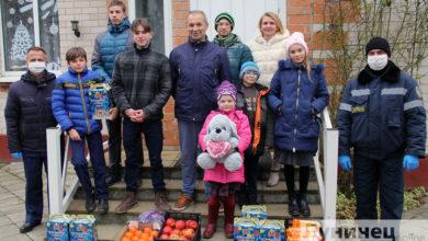 "Photo of Акция ""Наши дети"" проходит на Лунинетчине"
