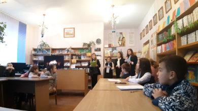 """Photo of """"Литературный вечер"""" прошел в Микашевичской гимназии"""