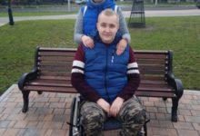 Photo of Несчастный случай не сломил жителя Микашевич Андрея Прищика