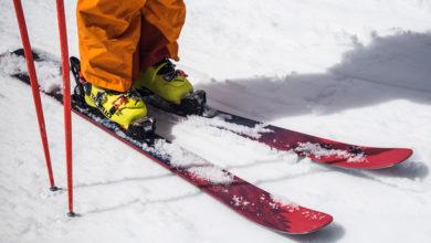 """Photo of Покататься на лыжах можно на стадионе """"Полесье"""""""