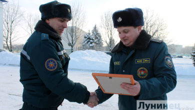 Photo of Награды и звания вручили лунинецким спасателям в профессиональный праздник