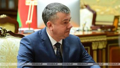Photo of Шулейко сменил Лиса на посту губернатора Брестской области