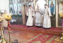 Photo of Архиепископ Пинский и Лунинецкий Стефан посетил мокровский храм в честь Покрова Пресвятой Богородицы