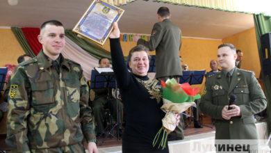 Photo of Военнослужащие посетили с концертом Бостынскую среднюю школу
