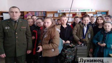 Photo of Урок мужества для школьников провели военнослужащие в/ч 65408