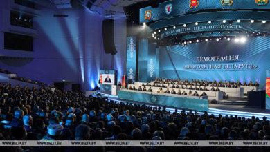 """Photo of Лукашенко предложил программу """"Многодетная Беларусь"""" с серьезными новациями"""