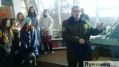 Photo of Школьники побывали на аэродроме