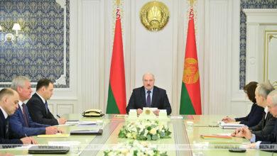 Photo of Все ли готово для проведения ВНС? Лукашенко собрал совещание по подготовке форума и поставил задачи