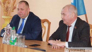 Photo of Сенатор встретился с заводчанами