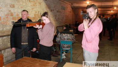 Photo of Соревнования по стрельбе из пневматической винтовки прошли в Лунинце