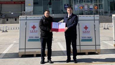 Photo of 100 тысяч доз вакцины от коронавируса вылетели из Пекина в Минск