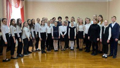 """Photo of Детский хор """"Созвучие"""" стал лауреатом двух международных конкурсов"""