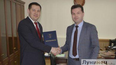 Photo of Из прокуратуры в Следственный комитет  переведен на службу прокурор Лунинецкого района