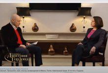 Photo of Тихановская уничтожила Гордона. Интервью повергло журналиста в шок.