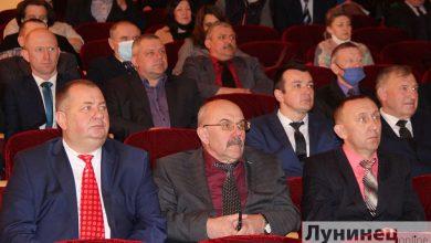 Photo of Совместное заседание хозактива и двадцать второй сессии райсовета прошло в ГДК