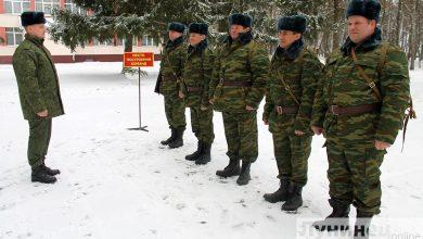 Photo of Занятия по мобилизационной готовности к территориальной обороне прошли в Лунинце