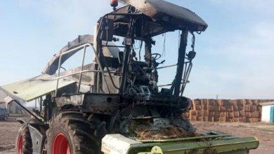 Photo of Спасатели ликвидировали загорание кормоуборочного комбайна в Лунинецком районе