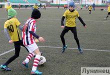 Photo of «Полесские надежды» соревнуются на стадионе в Лунинце