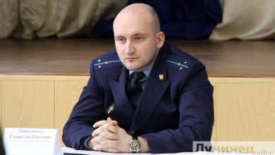 Photo of Помощник прокурора встретился с лунинецкими гимназистами