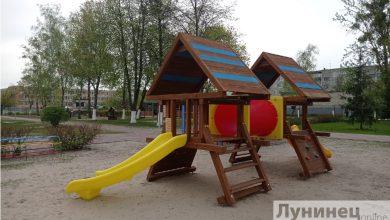 Photo of В Микашевичах провели реконструкцию дворовой территории детсада №1