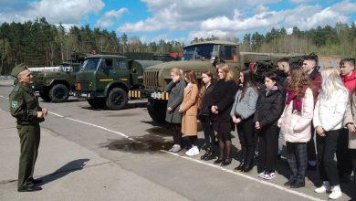 Photo of Школьники побывали в армии