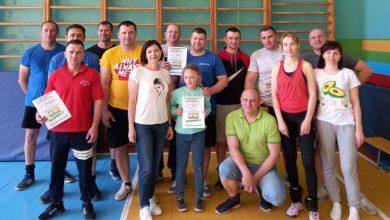 Photo of Соревнования по волейболу на призы профкома ОАО «Спецжелезобетон» прошли на базе микашевичской СШ №2