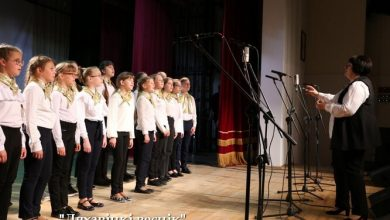 Photo of Лунинецкие школьники стали призерами областного песенного форума