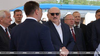 """Photo of Лукашенко: мы примем меры, чтобы никто не мешал """"Граниту"""" работать на внутреннем рынке"""