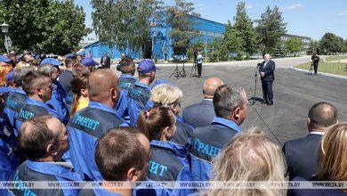 """Photo of Лукашенко поручил в течение недели решить проблему с лицензированием санаторию """"Свитанак"""""""