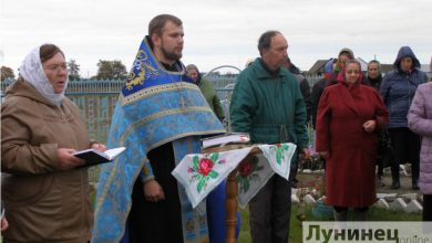 Photo of За усердное служение на пастырском пути священник Александр Вабищевич удостоен своей первой награды – набедренника