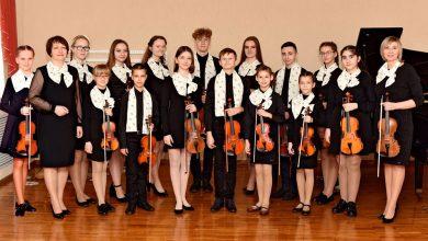 Photo of Лунинецкий ансамбль скрипачей покорил два международных конкурса