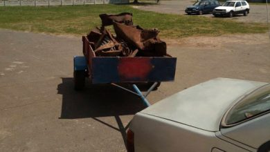 Photo of В Лунинецком районе с территории фермы пропало 280 кг металлолома