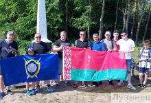 Photo of Патриотический велопробег провели сотрудники Лунинецкого РОСК