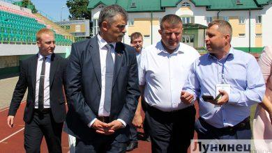 Photo of В Лунинецком районе с рабочей поездкой побывал Министр спорта и туризма