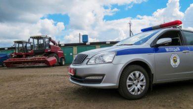 Photo of Уборочная на особом контроле сотрудников Лунинецкой госавтоинспекции