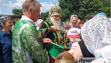Photo of Высокопреосвященнейший Стефан, архиепископ Пинский и Лунинецкий, посетил Микашевичи