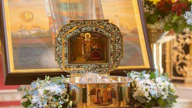 Photo of Ковчег с мощами Александра Невского доставят в Брест и Барановичи