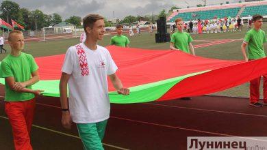 Photo of Лунинец празднует День Независимости