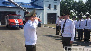 Photo of Сотрудники пожарной службы отметили профессиональный праздник