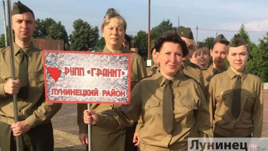 """Photo of Сандружина """"Гранита"""" заняла второе место в области"""