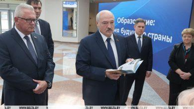 Photo of Вопрос государственной важности – Александр Лукашенко заявил о предстоящей перезагрузке системы образования