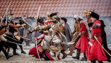 Photo of Бал у Радзивиллов, конный турнир, огненное шоу. Чем еще удивит фестиваль в Несвиже