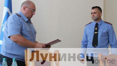 Photo of В РОВД представили нового начальника районной милиции