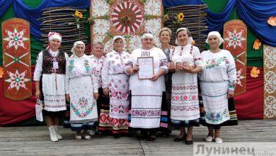 """Photo of Лунінчане прадставілі раён на """"Фальварку мінулага"""""""