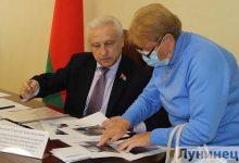 Photo of В Лунинце провел прием граждан член Совета Республики Сергей Рачков