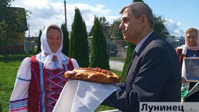 Photo of Лунинецкий район встретил научно-просветительскую экспедицию «Дарога да святыняў»