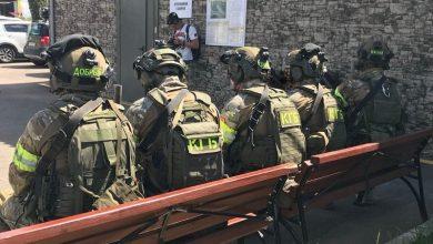 Photo of В ходе спецоперации в Минске преступник открыл огонь и убил сотрудника КГБ (видео)