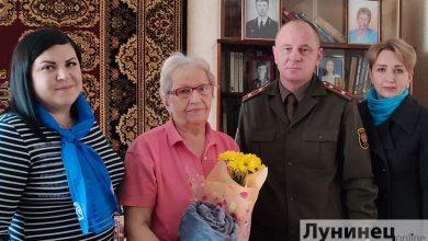 Photo of БСЖ и военные чествовали матерей