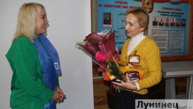 Photo of В Лунинецко-Ганцевичском военкомате поздравили мам