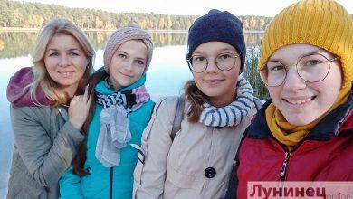 "Photo of К акции ""Чистый лес"" присоединились школьники из Лунина"